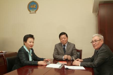 Монгол Улсын Хүний эрхийн Үндэсний Комисс