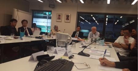 Ази Номхон далайн орнуудын Форумын гишүүн Хүний эрхийн Үндэсний байгууллагын Ажлын албаны дарга нарын ээлжит уулзалтад оролцлоо
