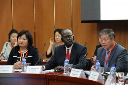 Хүүхдийн эрхийн асуудлаар Азийн улс орнуудын төлөөлөл чуулж байна