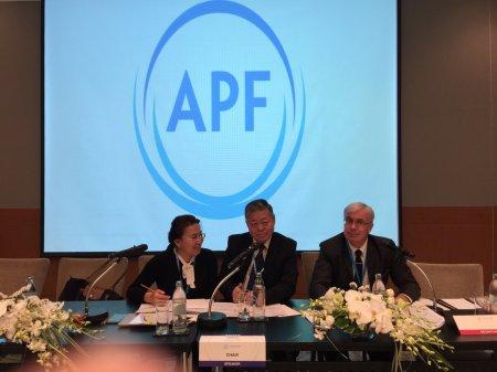 Ази, Номхон далайн бүс нутгийн хүний эрхийн үндэсний байгууллагуудын чуулганд оролцлоо