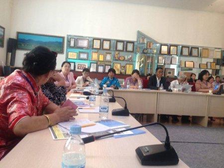 Сэлэнгэ аймгийн ИНБ-ын анхдугаар чуулга уулзалтад оролцлоо