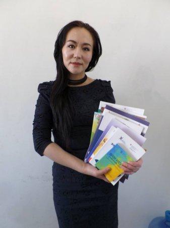 """ХЭҮК-ын Говь-Алтай аймаг дахь ажилтан """"АЛТАЙГАА НОМТОЙ ХОТ БОЛГОЁ""""-4 аянд нэгдэв"""